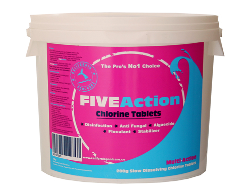 FIVE ACTION