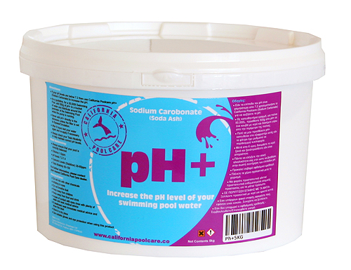 Ph sodium carbonate soda ash aquality pool care for What does baking soda do to swimming pool water